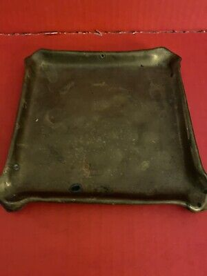 Hand Hammered Vintage Copper Tray Cape Cod Shop Fire Starter Cape Cod Copper