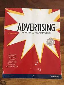 Advertising Principles and Practice 3rd Edition Clovelly Eastern Suburbs Preview