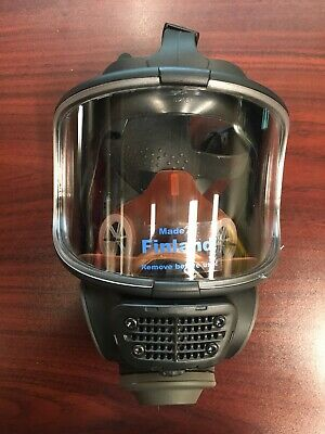 Gas Mask Scott M120 Pn 013013