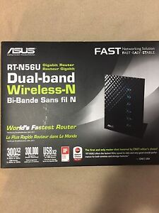 ASUS RT-N56U Dual band Wireless Router