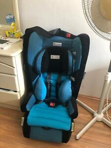 Infasecure convertible child booster seat