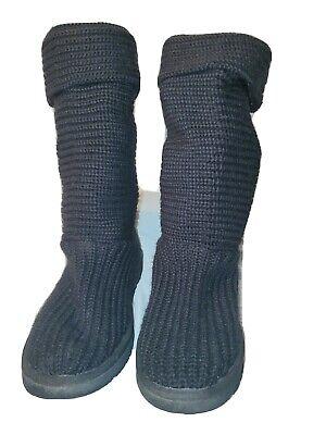 Womens Black  Sweater Uggs size 7m