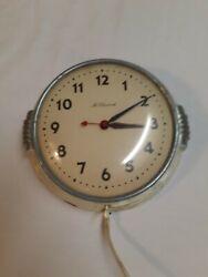 Vintage Farmhouse Style McClintock Wall Clock