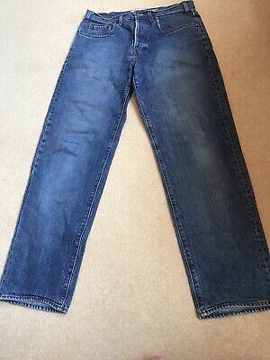 Gap Jeans W34 L32 Button Up