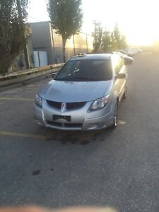 2003 Pontiac Vibe ( Toyota Matrix ), clean title , new safety