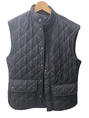 Barbour Lowerdale Men's Vest (Size Medium) (Navy)