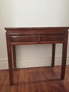 Hall table/desk Stanmore Marrickville Area Preview