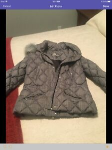 Womens Guess Winter Coat
