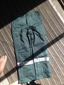 Saw pants Brand new and used pairs
