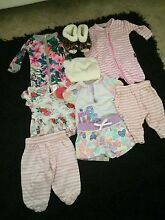 000 3 months baby clothes, beanie and shoes Ermington Parramatta Area Preview