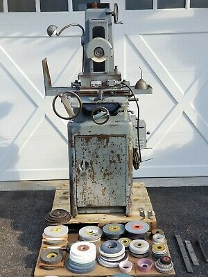 Boyar Schultz 612 Surface Grinder Fully Tooled Extras New Wheels Magnetic Chuck