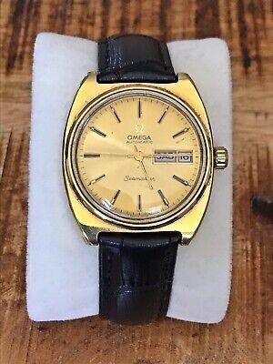 Men's Vintage Omega Seamaster Cal 1022 Ref.166.0216 366.0848