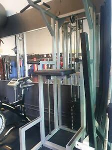 Assisted Chin Dip Machine Excellent Condition Bundall Gold Coast City Preview
