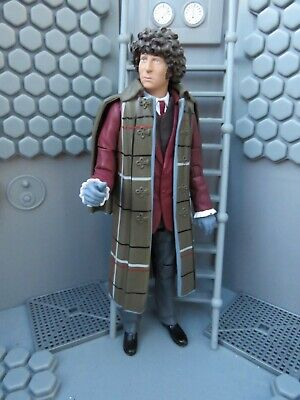 The 4th Doctor (Doctor Who Figure **4TH DOCTOR**  From The 1970's Collector Set - B&M - 5.5)