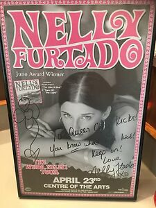 11x17 Nelly furtado