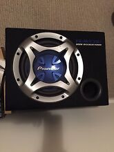 Pioneer car sub woofer speaker 800W Townsville 4810 Townsville City Preview