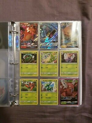 Pokémon HIDDEN FATES - Complete Set 1-69 - GX, Full Arts, Trainer, Hyper + Bonus