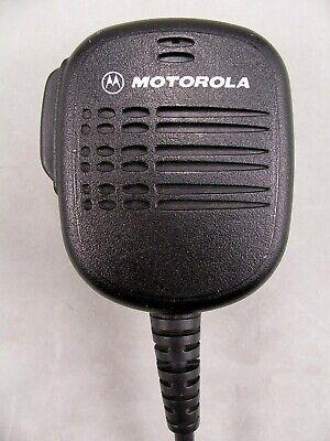 Motorola Hmn9052e Speakermicrophone Ht750 Ht1250 Pr860