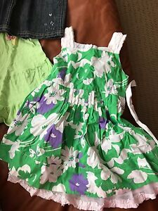 Lot of girl dresses size 2-3 years old