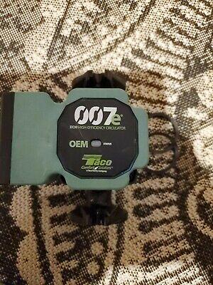 Taco 007e Circulator Pump