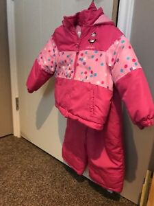 Carter winter Jacket and pants 3t -PPU