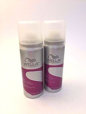 Wella Stay Firm Travel Size Hairspray 1.51oz ea. Lot of 2 ~  Free Shipping !!
