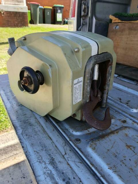 Powerwinch 912 | Boat Accessories & Parts | Gumtree ... on