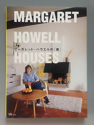 MARGARET HOWELL HOUSES interia style Book / from Japan