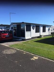 ffe60751a549ea Reduced to sell this caravan and solid annex is onsite at Apex West  Ulverstone. This semi permanent site is situated in an amazing park 100  metres from a ...