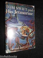 Tom Swift And His Jetmarine - Victor Appleton Ii - 1954-1st Uk, Children's Novel - sampson low - ebay.co.uk