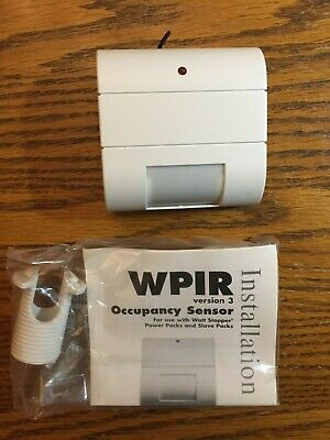 Wattstopper Wpir Passive Infrared Ceiling Occupancy Sensorwall Mount