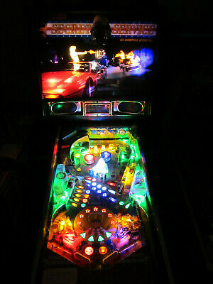 SECRET SERVICE Complete LED Lighting Kit custom SUPER BRIGHT PINBALL LED KIT
