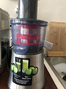 Cold press,slow juicer Sunbeam (new never used) East Victoria Park Victoria Park Area Preview