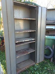 Large Metal Storage Shelf Horseshoe Bend Maitland Area Preview
