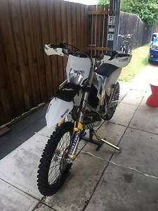 Husqvarna TE 300 2015 model Berowra Heights Hornsby Area Preview