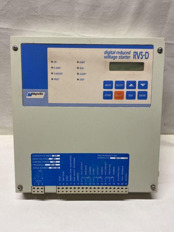 Magnetek RVS-D Digital Reduced Voltage Starter