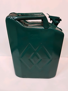 Metal Jerry Cans - 2 x 20L Cranbourne Casey Area Preview