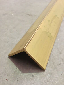BRASS-ANGLE-25-4mm-X-25-4mm-X-3-18mm-X-300mm-LONG