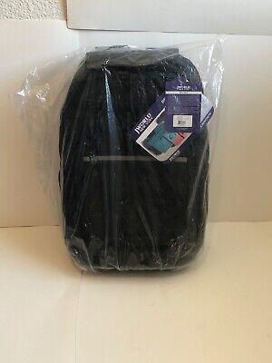 J World New York Sundance II Rolling Backpack Black One Size (NEW W/ Tags)