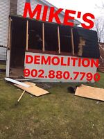 Junk Removal and/or Demolition 902.880.7790 Same Day Service