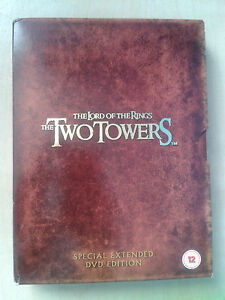 The-Lord-Of-The-Rings-The-Two-Towers-2002-Extended-DVD-4-Disc