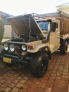 HJ45 Toyota landcruiser Manning South Perth Area Preview