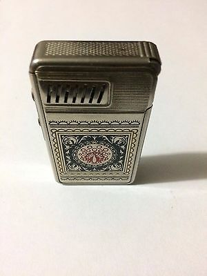 IMCO 6300 Perplex Austria Benzinfeuerzeug Lighter Briquet NEUWERTIG