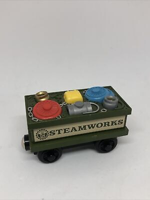 Thomas the Train Series ~ Wooden Spare Parts Car (2841TF100)