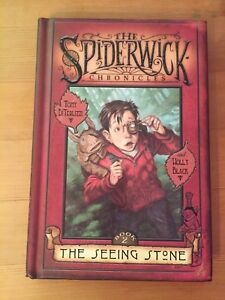 The Spiderwick Chronicles book 2: The Seeing Stone