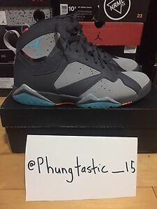 **SZ 10.5 AIR JORDAN 7 RETRO BARCELONA DAYS**
