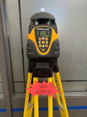 Cstberger Alhv-g Construction Rotary Laser Level
