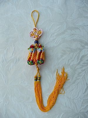 Chinese lucky/safe/Happiness Tassel