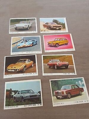 lot vintage  israel Hebrew old race car  60s'   70s'  photos