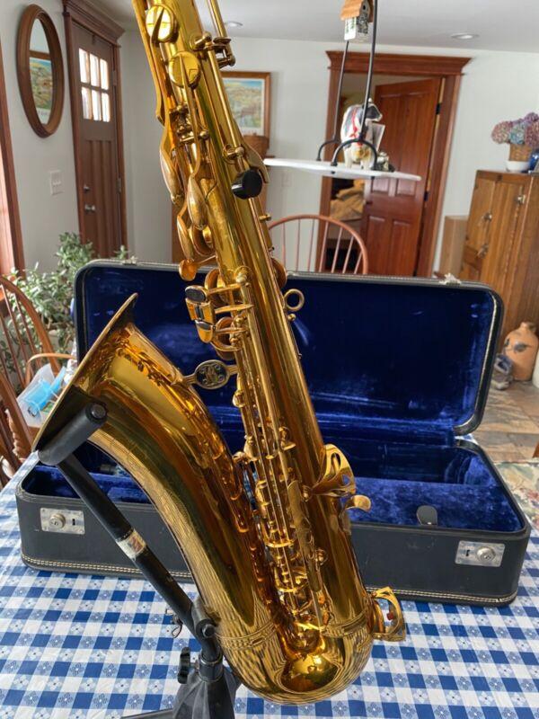 Buffet Super Dynaction Tenor Saxophone